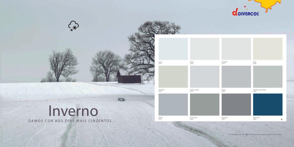 Catálogo de Inverno