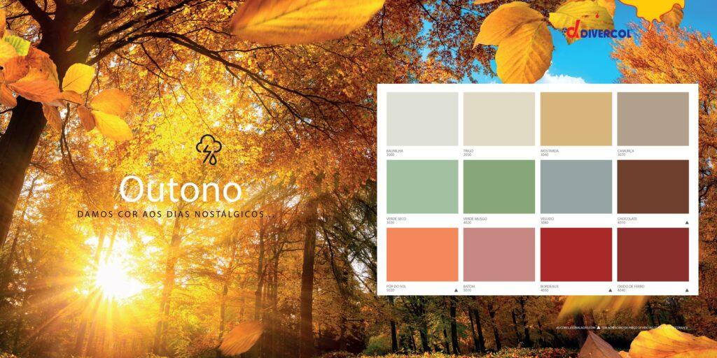 Catálogo de Outono