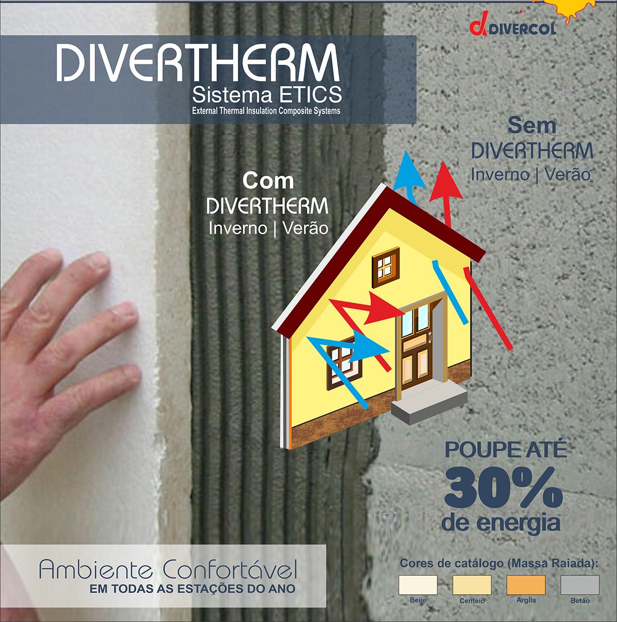 Sistema ETICS Divertherm